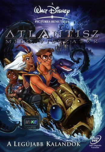 Atlantisz 2. - Milo visszatér